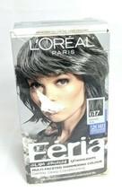 NEW L'OREAL PARIS FERIA 617 Vintage Teal HAIRCOLOR Glam Grunge HAIR DYE ... - $18.95