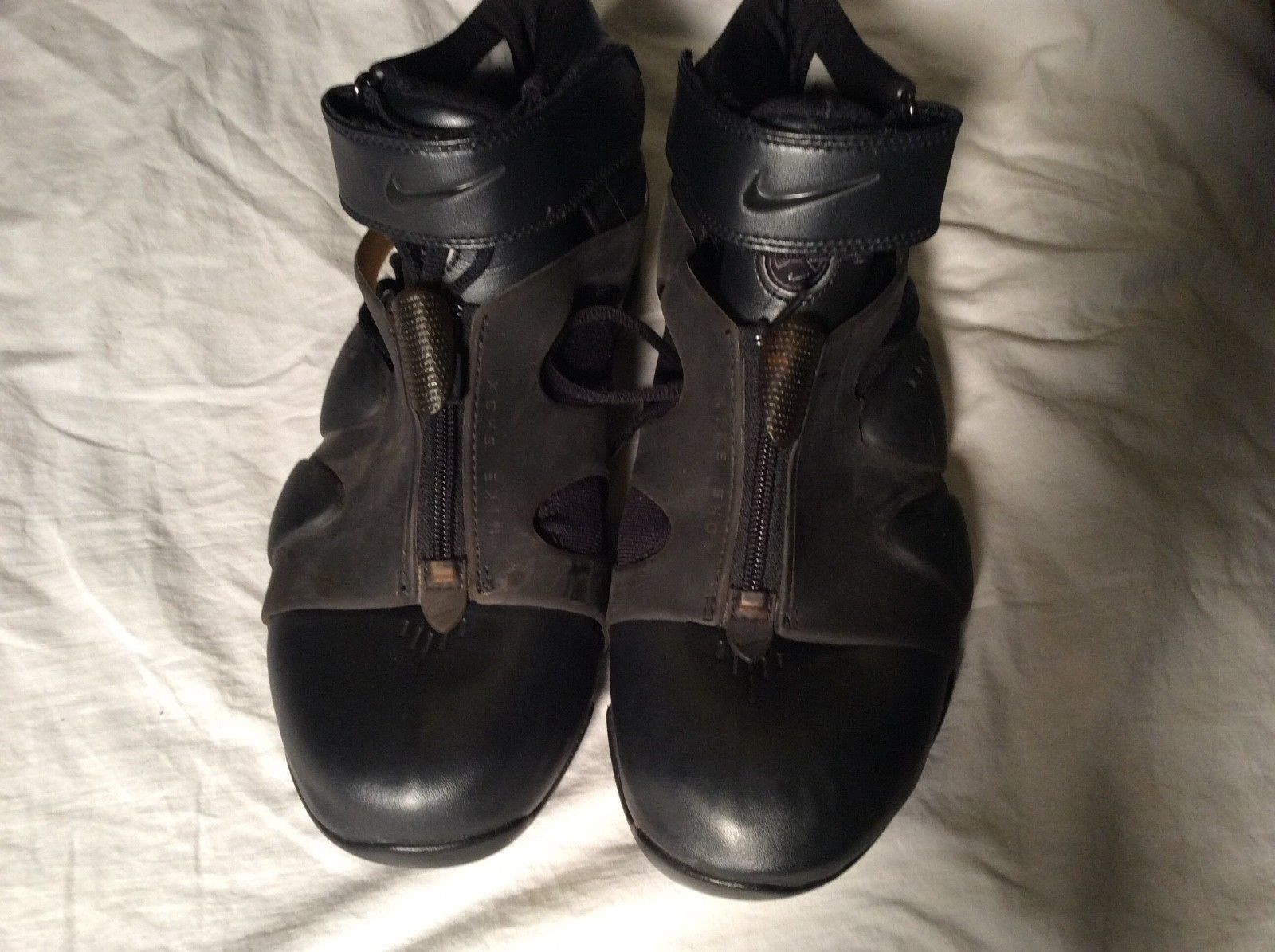 separation shoes 4d182 00a00 Ra Re 2002 Nike Shox Elite Silver And Black and 15 similar items