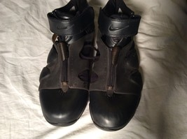 RaRe 2002 Nike SHOX ELITE Silver And Black US Size 12 - $98.99
