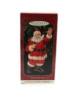 Hallmark Keepsake Ornament Merry Olde Santa Series 10th Final Christmas ... - $14.80