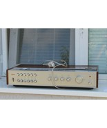 Old Rare Vintage Amplifier With Radio Philips 790 Type 22RH 790 / 16Z - $169.29