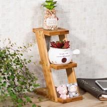 Plant Stand Garden Pots Ceramic Succulent Flower Bamboo Porcelain Plante... - ₹1,582.77 INR