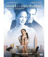 Maid in Manhattan (DVD, 2003) - $188,27 MXN