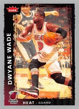 2008-09 Fleer #95 Dwyane Wade > Miami Heat - $0.99