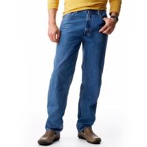 Levi's Men's 560 Comfort Fit Jean in Medium Stonewash-33x30 - $45.99