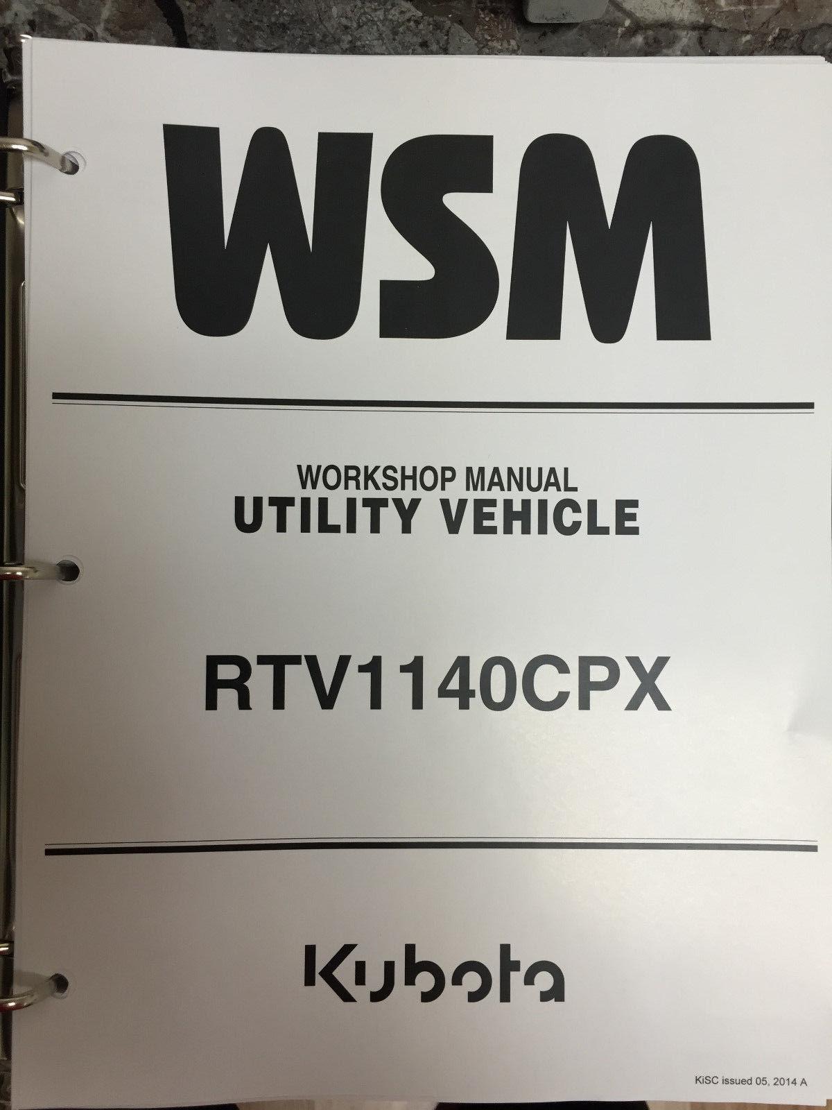 kubota rtv 1140 cpx wiring diagram kubota rtv1140cpx utility vehicle utv and 10 similar items  kubota rtv1140cpx utility vehicle utv