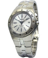 Seiko watch mens  stainless steel kinetic Arctura 5M62 SKA255 - $357.59