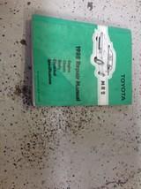 1988 Toyota MR2 MR 2 Service Repair Shop Workshop Manual OEM Factory - $118.75