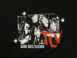TLV Bad decisions T Shirt Size XL - $1.99
