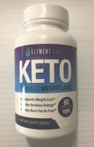 KETO 60 CAPSULES 1MTH SUPPLY 1000 mg Advanced Weight LOSS Capsules burns... - $16.82