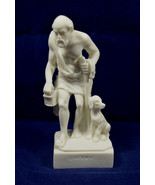Diogenes sculpture the cynic statue ancient Greek philosopher - $29.99