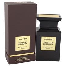 Tom Ford Venetian Bergamot by Tom Ford Eau De Parfum Spray 3.4 oz for Women - $443.95