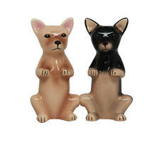 ATTRACTIVES Salt and Pepper Shaker - 9478 Chihuahua - £9.27 GBP