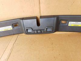 98-04 Volvo C70 Convertible Overhead Bow Console Dome Light Visor Trim Panel BLK image 3