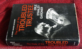 Erle Stanley Gardner THE CASE OF THE TROUBLED TRUSTEE -Gardner's Copy - $44.10