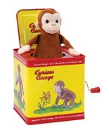 Curious George Jack in the Box - $22.77