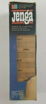 Jenga Game 1986 Milton Bradley Company  - $14.01