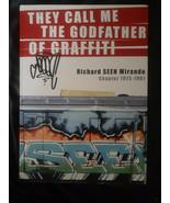 Seen They Call Me The Godfather of Graffiti Book UA NYC Subway Richard M... - $349.99