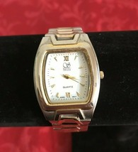Salony Quartz Stainless Steel Men's Watch Model #8684 - $27.95