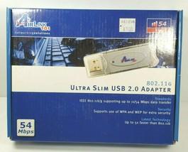 Airlink 101 Wireless USB 2.0 802.11G Adapter AWLL3026 - Brand New - $14.95