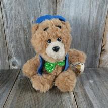 Vtg Ted E Bear Plush The Bear Who Slept Through Christmas Stuffed Animal... - $74.24