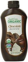 Santa Cruz Organic Syrup, Chocolate, 15.5 Ounce Bottle - $13.55