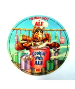 """Vintage 1988 Burger King The Many Faces Of Alf Cookin' with Alf  33 1/3""""... - $5.99"""