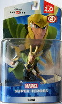 Disney Infinity 2.0 Edition Loki Action Figure, New in Package - $8.90