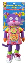 ALEX® Toys - Early Learning Learn To Dress Kitty -Little Hands 1491 - $47.16
