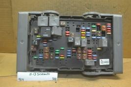 10-13 Chevrolet Silverado Fuse Box Junction Oem 20978812 Module 300-9C4 - $68.99