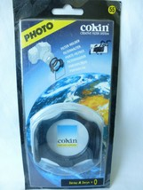 Cokin Holder for A Series Filters with 55mm adapter ring and booklet New - $17.96