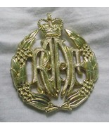 Royal Australia Air Force Staybrite Badge Missing Lugs As-is for Display - $3.00