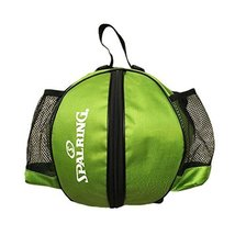 George Jimmy Fashion Cool Basketball Bag Training Bag Single-Shoulder Soccer Bag - $25.26