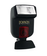 Rokinon Digital Cobra Type Flash, Guide Number 22 - For Olympus/Panasonic - $61.22