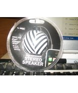 Vibe Mini Keychain Stereo Speaker - $4.95