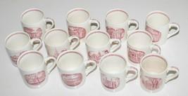 Harvard College Tercentenary Demitasse Mug Wedgwood England Etruria ~ Ch... - $12.82+