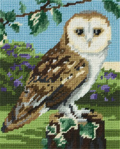 Barn Owl Tapestry Kit from Anchor MR951 - $29.26