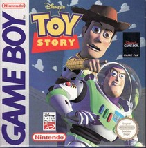 Toy Story (Nintendo Game Boy, 1996) - $5.97