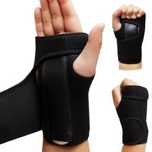 Detachable Removable Steel Bracelet Carpal Wrist Support Wrap Protector - $7.41