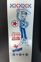 Walt Disney Pixar Toy Story movie plastic popcorn containers Woody Jessie Buzz image 5