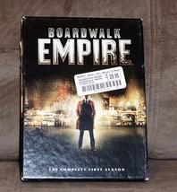 Boardwalk Empire: The Complete First Season 1 DVD, 2014  - $6.93