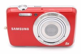 Samsung PL20 14.2 MP 3'' SCREEN 7x ZOOM Digital Camera - RED - $149.99