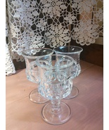 King's Crown Cordial Stemware - $28.00
