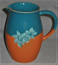 2006 Starbucks 48 ounce PITCHER Embossed NICE QUALITY! - $14.84