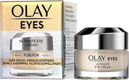 Olay Eyes Ultimate Eye Cream with Niacinamide, 15ml [New&Sealed] - $13.25