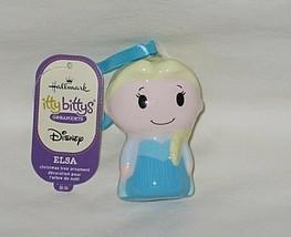 Hallmark Itty Bittys Ornaments Disney Frozen Elsa - $9.85