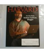 Harvard Magazine 2011 May New Media Andrew Sullivan Blogger Comics Czar S3 - $39.99