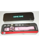 Game Time NFL Tennessee Titans Pink Wristwatch ladies watch H19 - $57.77