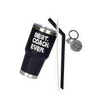 """Coach Gifts,""""Best Coach Ever"""", Coach Keychain, Coach Gifts For Men, Worl... - $53.99"""