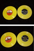Disney Davy Crockett Hanna Barbera Huckleberry Hound Pixie & Dixie 2 Rec... - $26.99